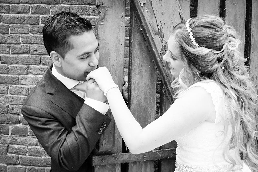 Bruidsreportage Vreeswijk