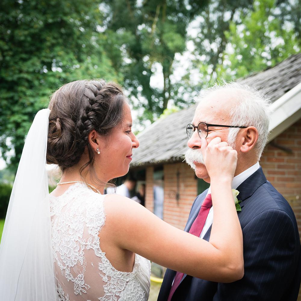 Bruidsreportage Sinderen