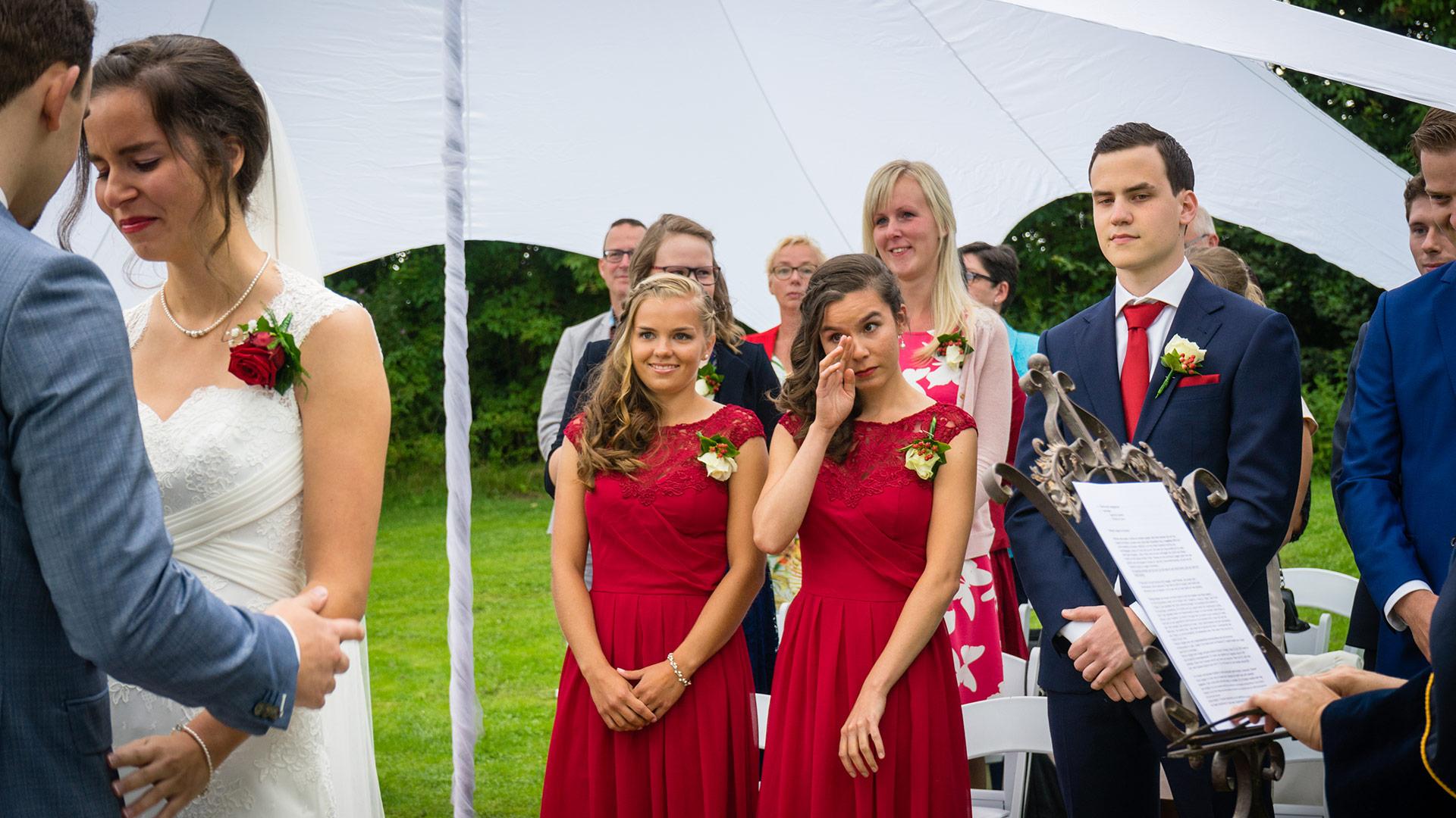 bruidsfotograaf Den Boschtrouwceremonie