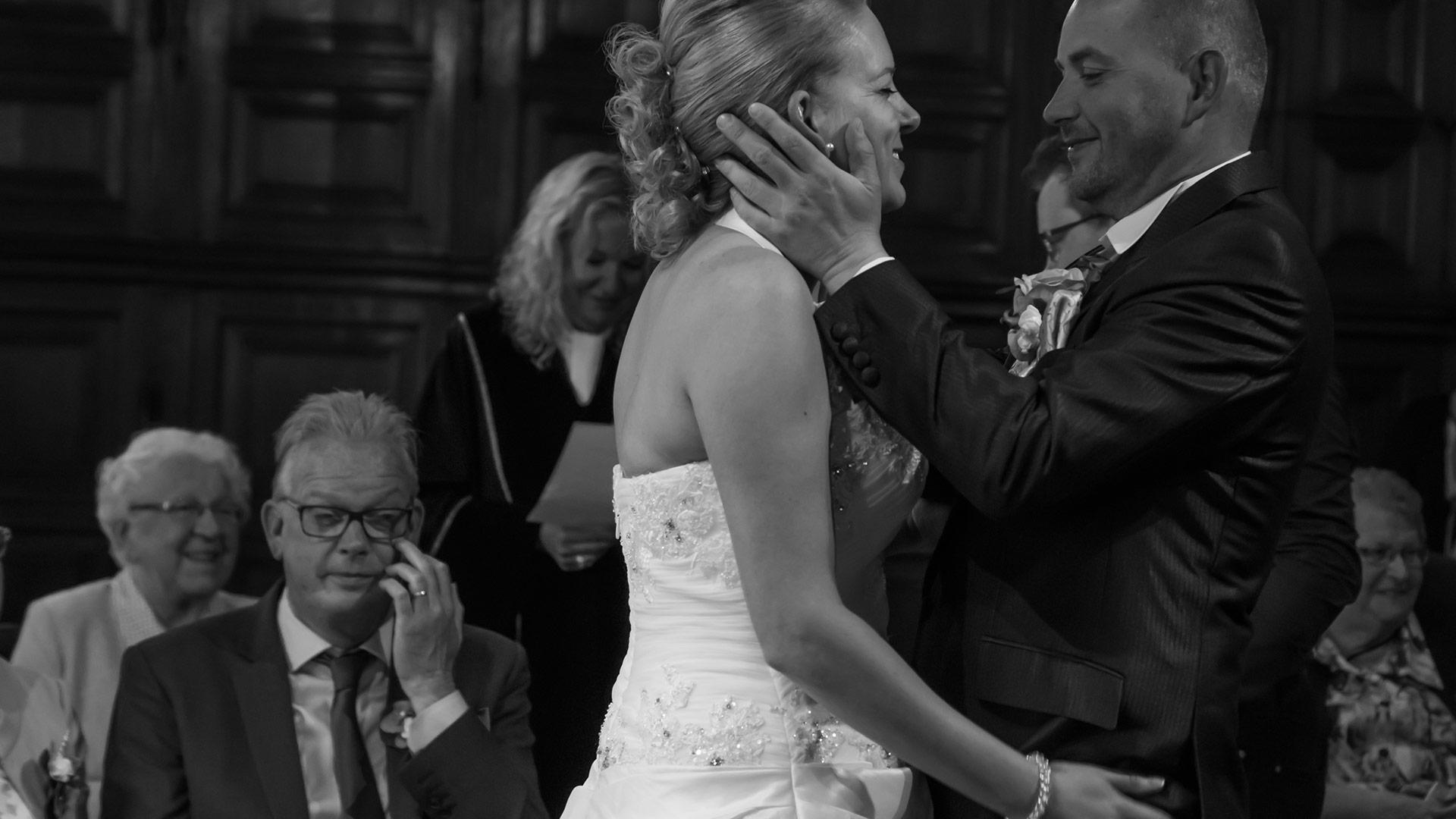 bruidsfotograaf Den Bosch ceremonie stadhuis Den Bosch
