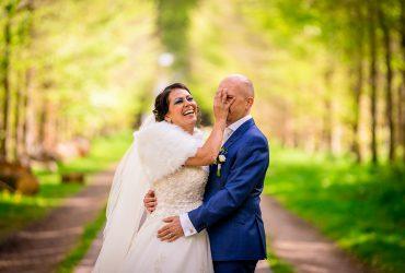 Bruiloft Rachel & Rodger, Hoeve Sparrendam