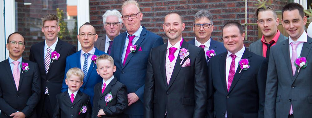Bruidsreportage Rosmalen