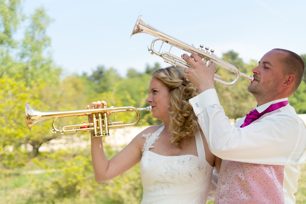Bruidsreportage Den Bosch, Manon & Rob