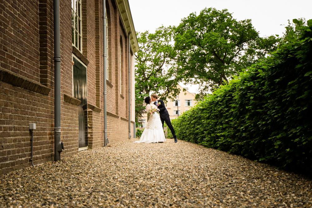 Bruiloft Wilhelminaoord – bruidsfotograaf Den Bosch