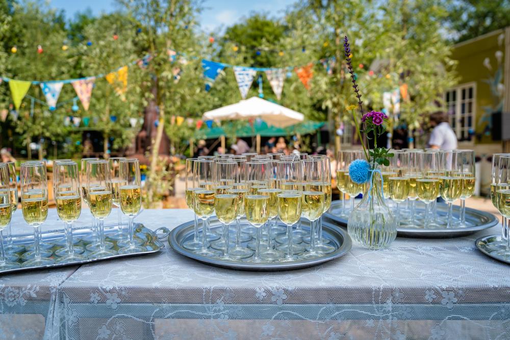 Bruidsfotograaf Den Bosch Festival bruiloft Vuren
