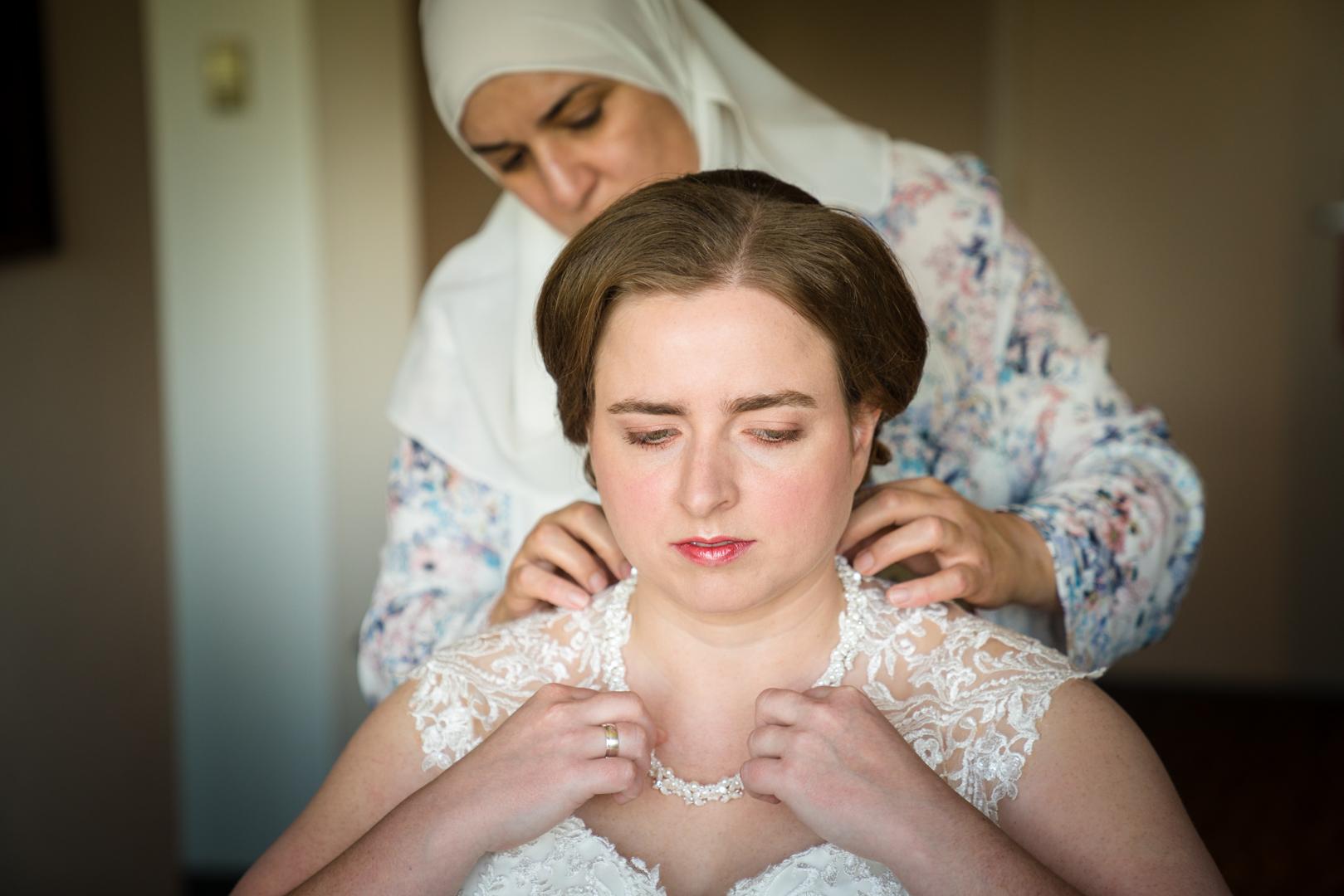 trouwfoto Schijndel Bruid