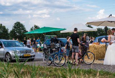 Buitenbruiloft in Brabant, Trouwen bij de Brabantse Kluis